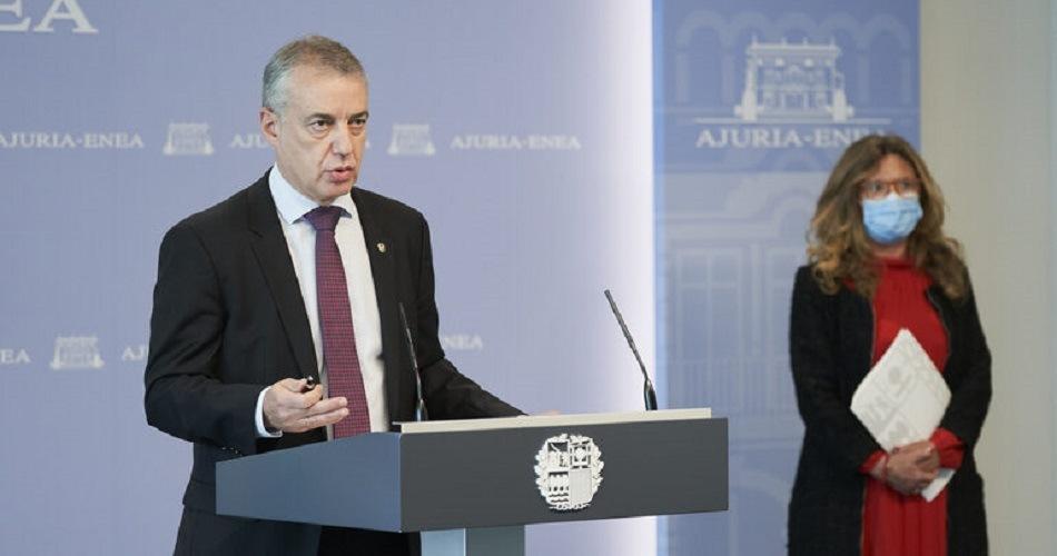 El País Vasco, Aragón y Asturias decretan el cierre perimetral