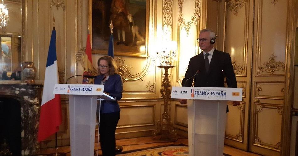 España y Francia intensifican su diálogo económico