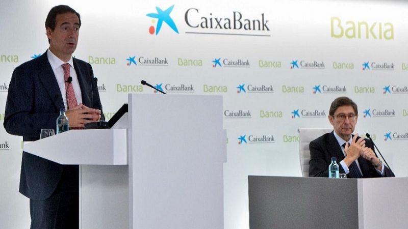 Fusion Caixabank Bankia