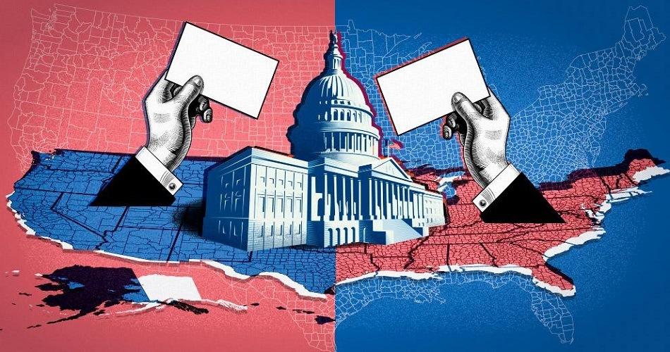 Los obstáculos hasta poner la papeleta en la urna son múltiples en Estados Unidos