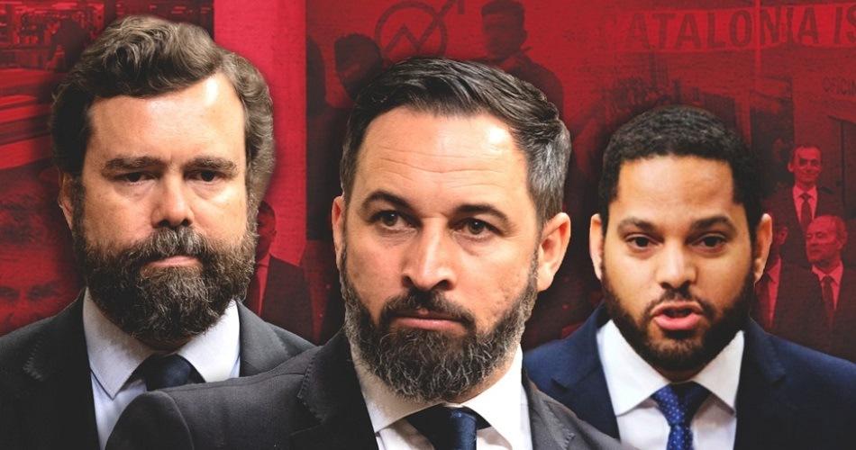 Abascal incomoda al PP y fortalece los apoyos de Sánchez