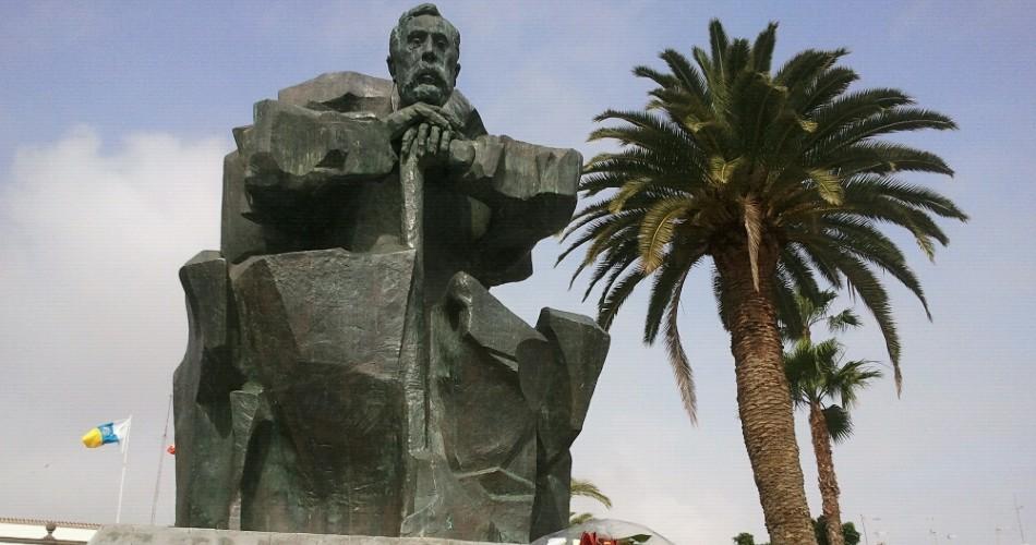 Los escritores canarios más famosos