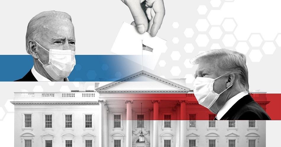 Todo listo para el día de las elecciones presidenciales estadounidenses