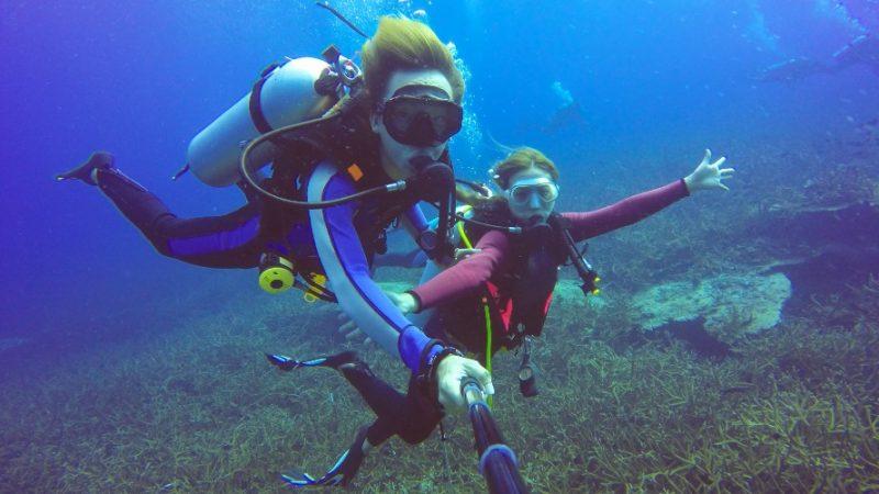 Mejores lugares de España para hacer submarinismo