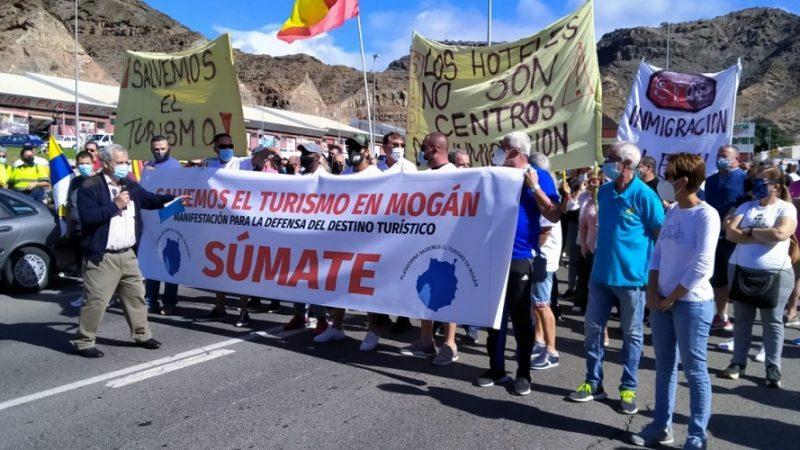 Mogan Turismo Migracion