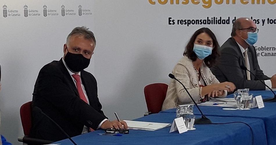 España exigirá prueba de PCR negativa a los viajeros procedentes de países de alto riesgo