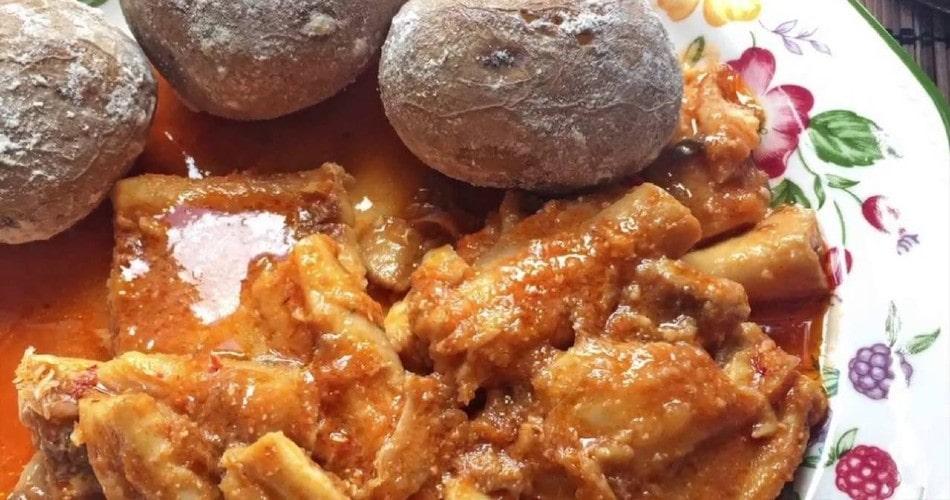 Cómo preparar tollos en salsa