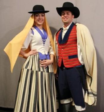 vestimenta tradicional Tenerife