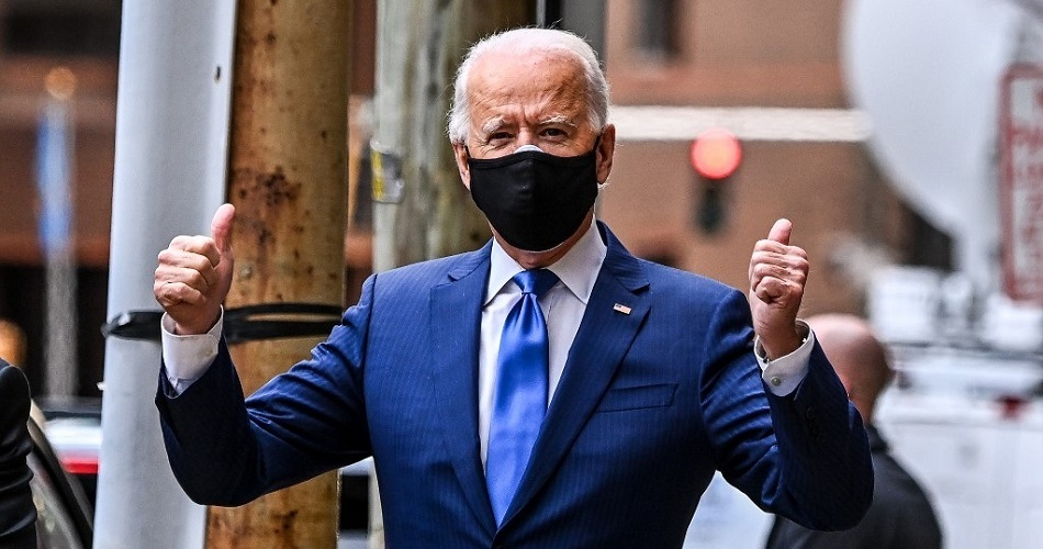 Biden pide a Trump que reconozca su derrota