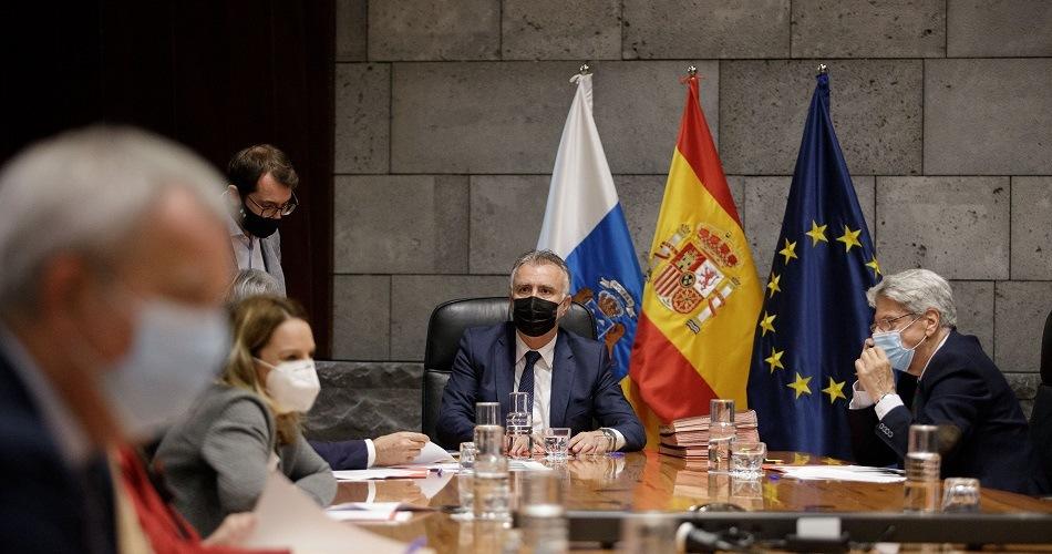 Tenerife sigue teniendo altos niveles de incidencia de contagios
