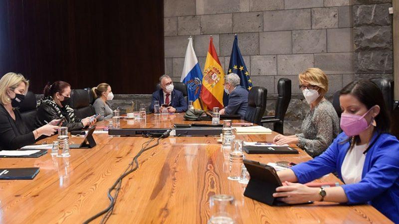 Covid Gobierno Canarias