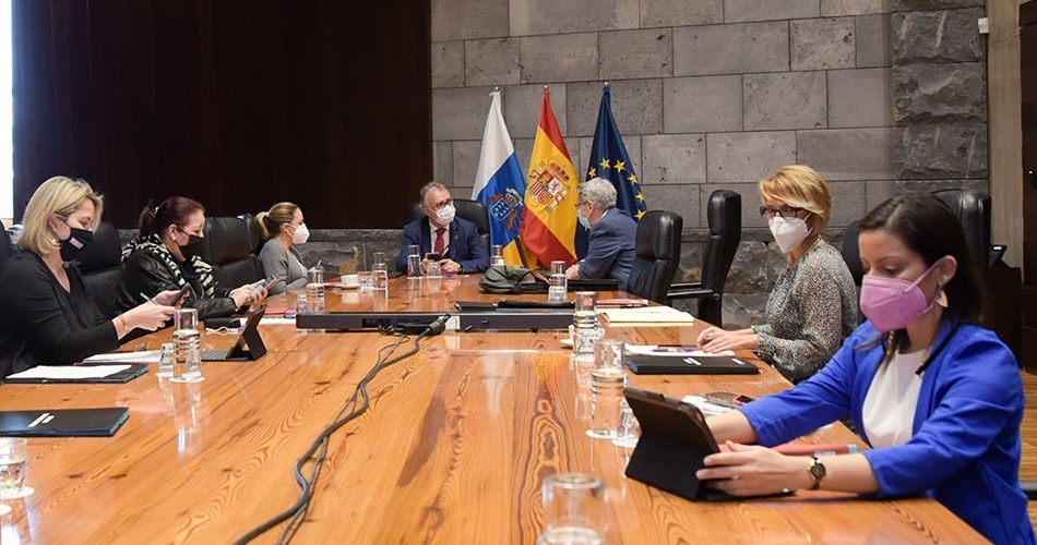 La evolución determinará el cambio de nivel en Gran Canaria. Fuerteventura sube a nivel 2, mientras que La Gomera baja al 1