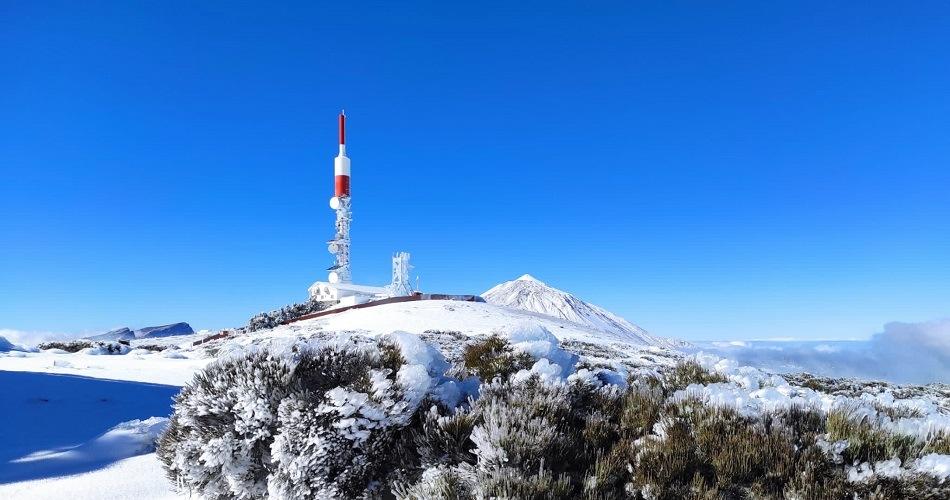 Se reabren los accesos al Parque Nacional del Teide