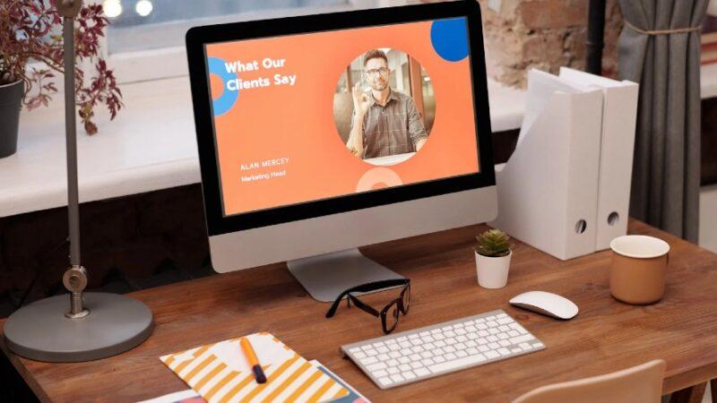 Servicios de diseño web para empresas